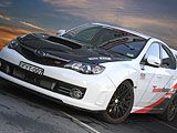 Tunehouse enters the World Time Attack Challenge with a Subaru WRX STi.