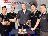 Tunehouse celebrates ten years in the automotive industry