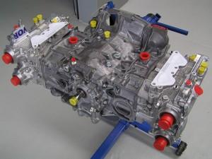 Cosworth Subaru STI build commences at Tunehouse - Tunehouse