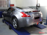 Zed Transformed. Another 370Z benefits from the Tunehouse know-how.