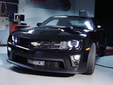 Tuning American Muscle – Chevrolet Camaro ZL1
